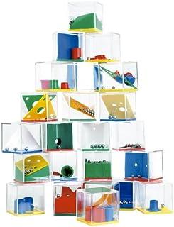 DISOK Lote 24 Juegos De Habilidad - Juegos de Habilidad para niños, Adultos, Infantiles, Ideales para colegios y guarderías. Regalos y Detalles Cumpleaños Divertidos Prácticos