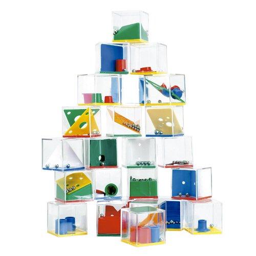 DISOK Lote 24 Juegos De Habilidad - Juegos de Habilidad para niños, Adultos, Infantiles