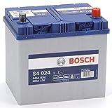 Bosch S4024 Batería de automóvil 60A/h-540A
