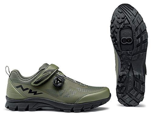 Northwave Zapatos de Ciclismo Corsair Forest