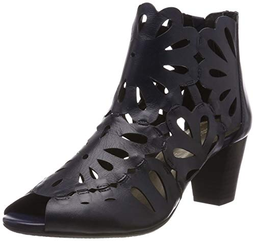 Gerry Weber Shoes Damen Lotta 17 Stiefeletten, Blau (Ocean 530), 39 EU