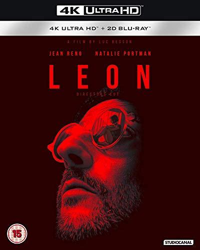 Leon: Directors Cut (2 Blu-Ray) [Edizione: Regno Unito]