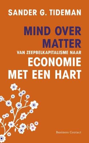 Image of Ebook - Mind Over Matter - Economie met een hart