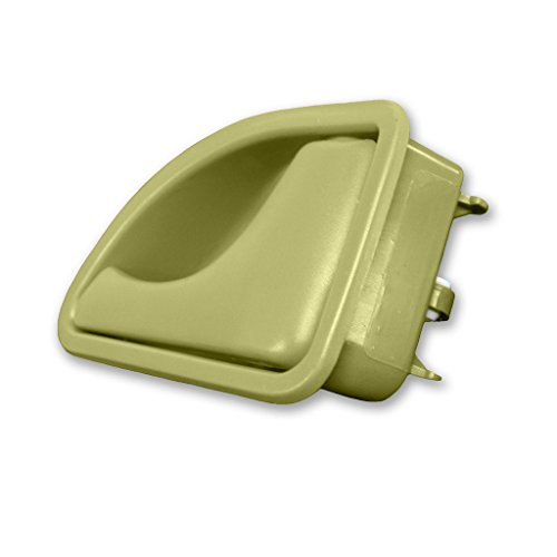 Poignée de porte intérieure verte avant droite Passager compatible pour Twingo 1993-2007 ou Kangoo 1997-2007 équivalent à 8200247803, 82 00 247 803, 8200259377, 82 00 259 377, 8200289425 82 00 289 425