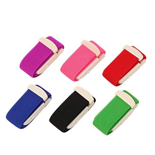 Torniquete ABS de encaixe elástico de liberação rápida, fivela de emergência médica, ajustável, portátil, primeiros socorros ao ar livre