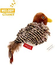 Gigwi Interactive Cat Toys Animal Sound Interactive Squeaking Cat Toys Melody Chaser&..