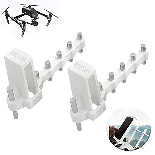 skrskr per DJI Drone Hubsan Drone STARTRC Gamma di segnali Booster Extender Controller Antenna Trasmettitore Booster di Segnale per DJI Phantom 3 Phantom 4 Inspire 2 Hubsan Zino H117S Drone