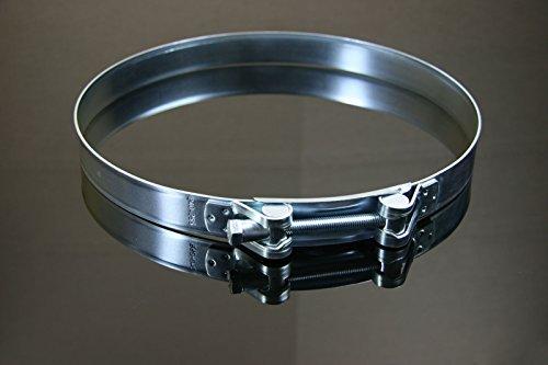Boucle : massive gelenkbolzenschelle 17–252 bandschelle spannbackenschellen mm collier de serrage, 40-43 mm