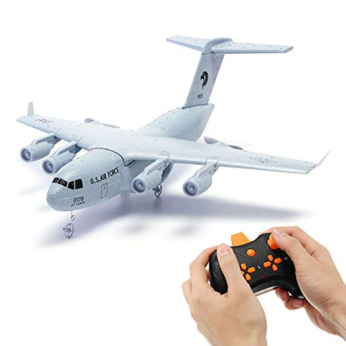 Metermall Home C17 C-17 Transport 373mm Spanwijdte EPP DIY RC vliegtuig RTF