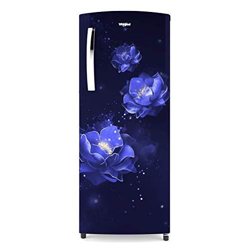 Whirlpool 215 L 5 Star Inverter Direct-Cool Single Door Refrigerator (230 IMPRO PRM 5S INV, Sapphire...
