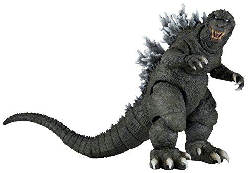 NECA Classic Godzilla 2001 Movie Head to Tail Action Figure, 12'