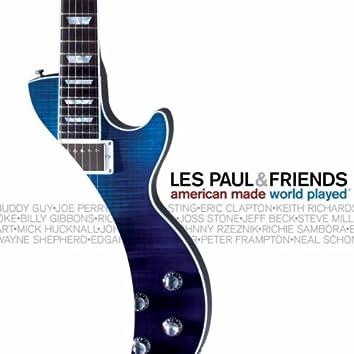Les Paul And Friends