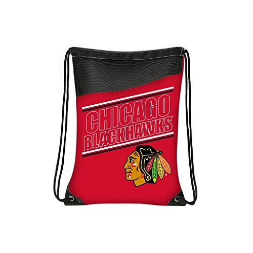 The Northwest Company NHL Chicago Blackhawks Incline Rucksack, 46 x 34 cm, Rot