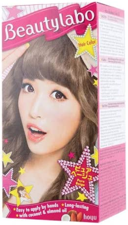 #MG BEAUTYLABO Hair Color-B8 Pure 1's-Smooth Indefinitely and Max 46% OFF Beige Non-Dripp