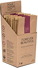 Forever Beautiful Travel Packs by Your Super | Plant Based Anti-Aging & Skin Health Superfood Mix | Powder Fruit Blend with Essential Vitamins & Minerals | Non-GMO, Natural Organic Ingredients