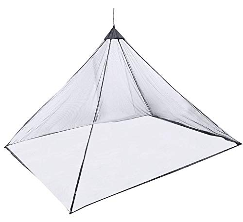 Posional 2019 clearance Hot Sale Lost Valley Camping Hammock | Bundle Includes Mosquito Net, Rain Fly, Tree Straps, Compression Sack | Weighs Only 4 Pounds (Black)