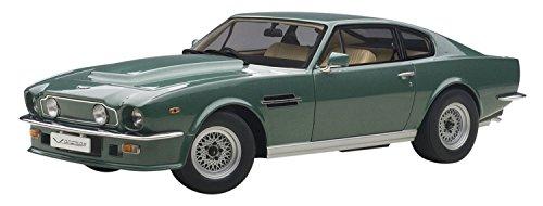 AUTOart 70224 1/18 - Millennium: Aston Martin V8 Vantage 1985, Forest Green