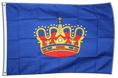 Flagge Deutschland Stadt Insel Fehmarn - 90 x 150 cm