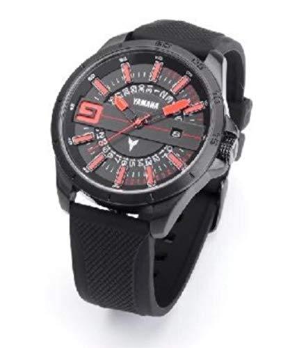 Yamaha - Orologio da polso in stile Hypernaked, colore nero