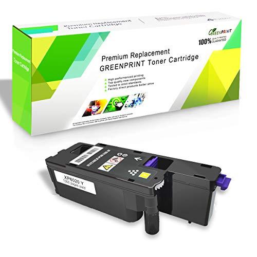 Cartuccia toner compatibile giallo 6020 6022 6025 6027 6028 VICTORSTAR 1000 pagine per Xerox Phaser 6020 6022 WorkCentre 6025 6027 6028 stampanti laser