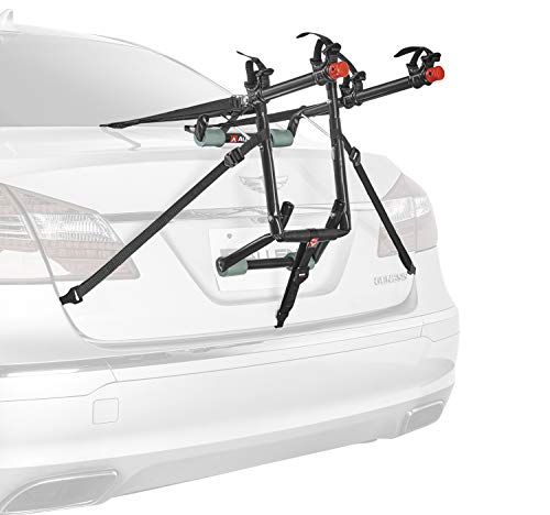 Allen Sports Deluxe 2-Bike Trunk Mount Rack, Model 102DN-R , Black