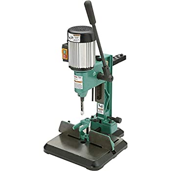 Grizzly Industrial G0645 - 1/2 HP Benchtop Mortising Machine