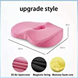 EDK  Seat Cushion Hip Support Orthopedic Pillow...