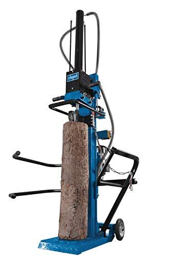 Scheppach HL1020 Hydraulikspalter Meterholzspalter bis 1060 mm | 10 Tonnen Spaltkraft 10t | Brennholzspalter 400V | Holzspalter stehend 3700 W