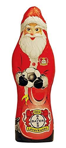 großer Weihnachtsmann Nikolaus BAYER 04 LEVERKUSEN