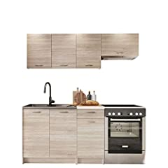 Küchenblock Küchenzeile