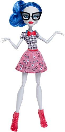 MONSTER HIGH Doll - Geek Shriek Ghoulia Yelps
