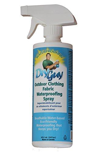 Outdoor Clothing Fabrics Waterproofing Spray