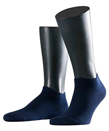 ESPRIT Herren Basic Uni 2-Pack M SN Hausschuh-Socken, Blickdicht, Blau (Marine 6120), 43-46 (2er Pack)
