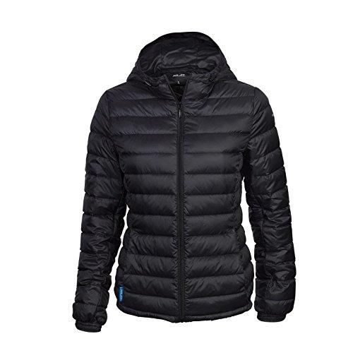 XLC Dames Dj-A01 donsjack, zwart, XL