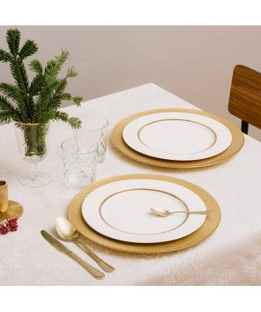 10XDIEZ Mantel Navidad Tadeo - Manteleria - 140cm x 300cm