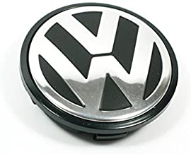 15 Silver w// Black Center Replica Wheel Cover, Drive Accessories KT-1004-15S//C//B Volkswagen Beetle Set of 4