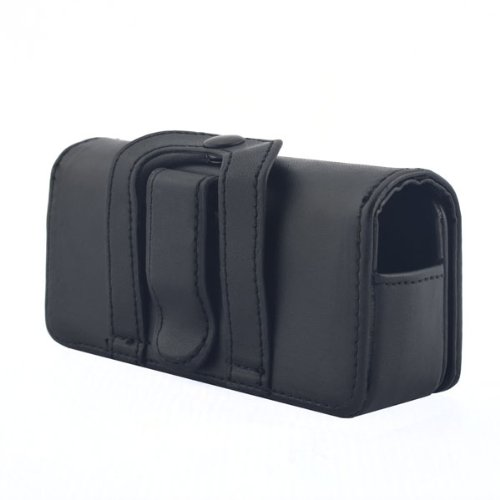 Nürnberger First Electronics NFE² Fullstyle Quer Tasche mit Gürtelschlaufe kompatibel mit Nokia 8910i