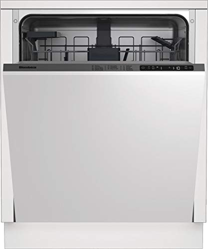 Blomberg DW51600FBI 24 Inch Built In Fully Integrated Dishwasher in Panel Ready