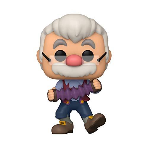 Geppetto con Acordeón