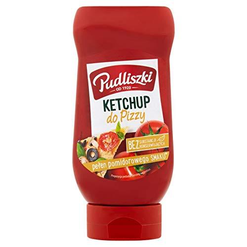 Ketchup ''Pizza'' 470g Pudliszki