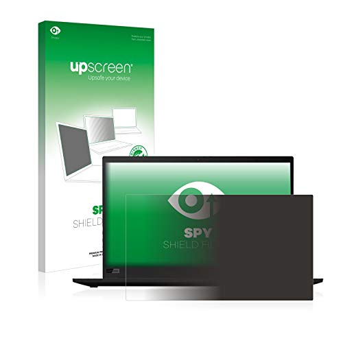upscreen Filtro de Privacidad Compatible con Lenovo ThinkPad X1 Carbon (7a generación) Protector Pantalla Anti-Espia Privacy Filter
