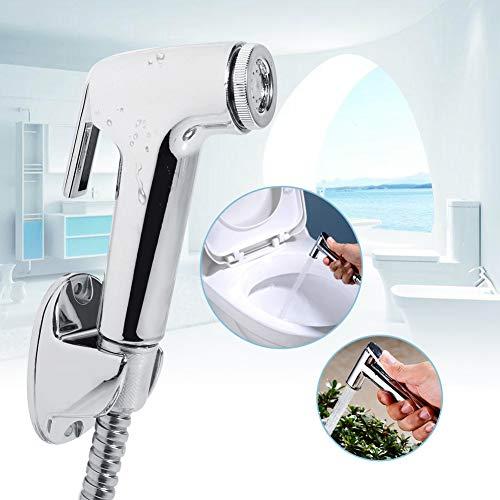 Cocoarm Bidet Handbrause Handheld Toilette Bidet Spritze Bidet Armaturen für optimale persönliche Hygiene für Waschen WC Windel Dusche