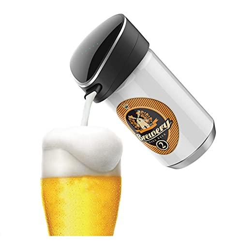 SIRUL Espumador de Cerveza, Servidor de Cerveza Tipo One Touch, Fabricante de...