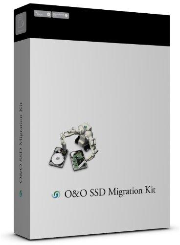 OO SSD Migration-Kit Software ermoeglicht den einfachen komfortablen Umzug der Laufwerke von herkoem