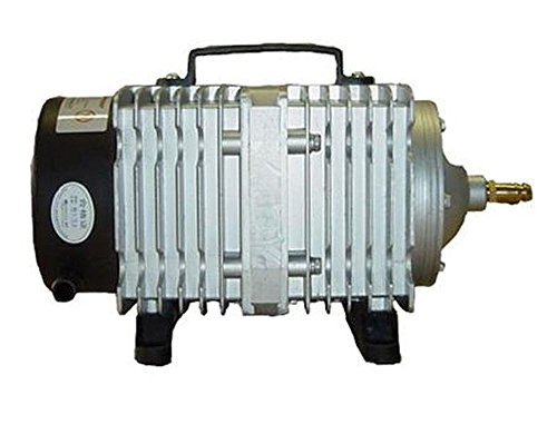 Hailea Compresores De Pistón ACO 388D como bomba aireador para Estanques de jardín