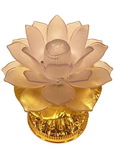 """念仏機""""LEDロータス""""(ブッダマシーン)/Buddha machine LED Lotus"""