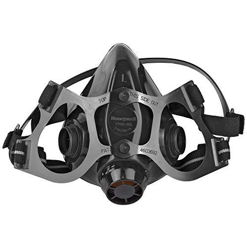 North Safety NSP770030M 7700 Series Half Mask Respirators, Medium