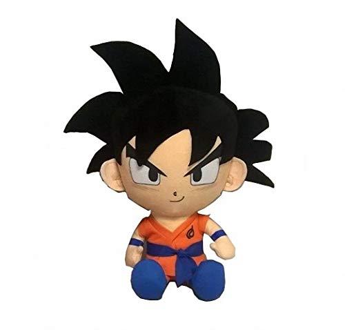 Play y Play Peluche Son Goku Black Dragon Ball Super 25 CM