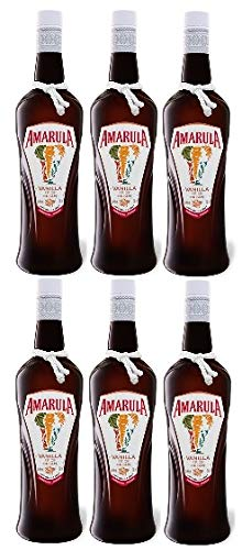 6 Flaschen Amarula Vanilla Spice Cream 15,5% Vol a 0,7 L Südafrika