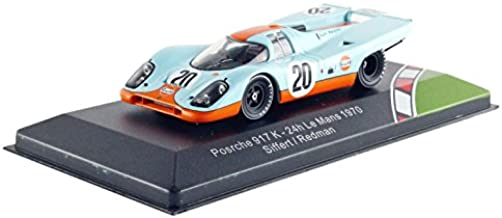 CMR–cmr43001Le Mans 1970–Scale 1/43Porsche 917K Gulf–Light Blue/Orange